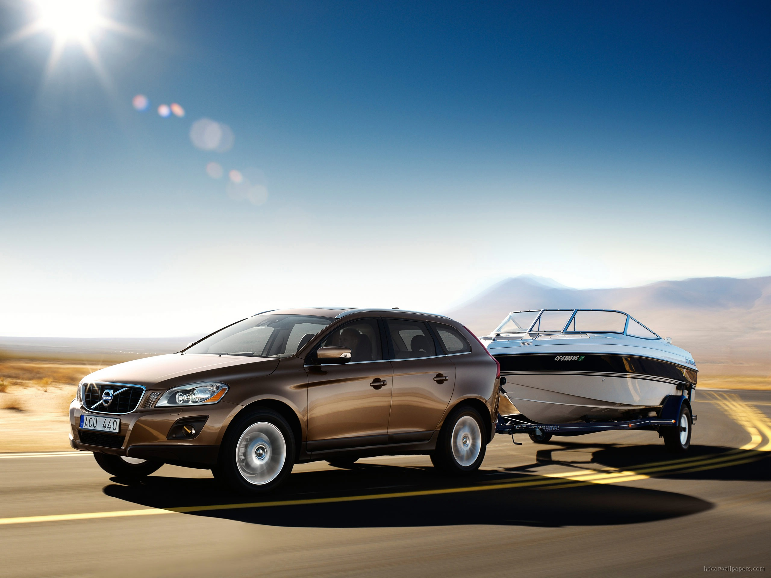 Volvo XC60 New Wallpaper HD Car Wallpapers 2560x1920