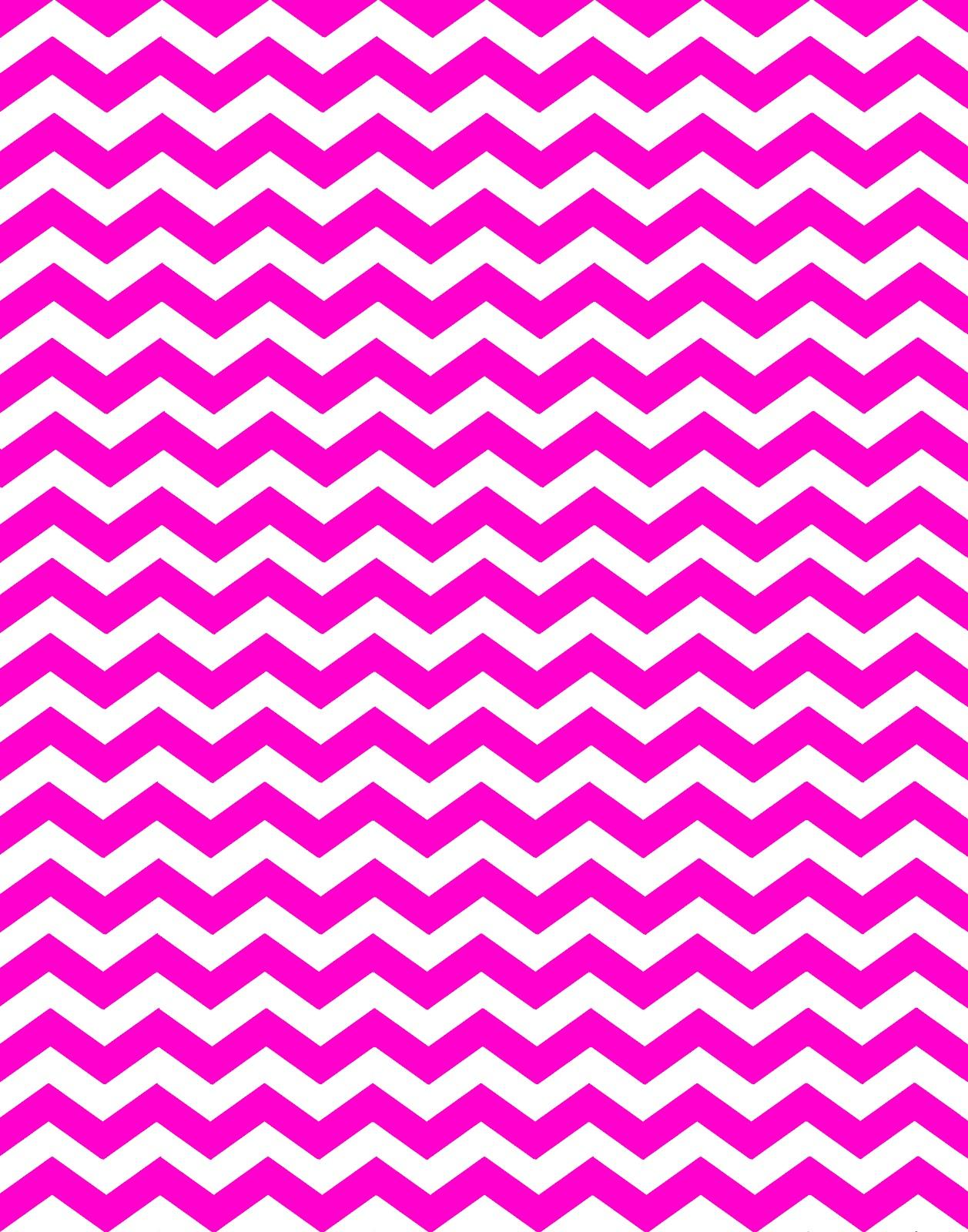 Pink Chevron Wallpaper - WallpaperSafari