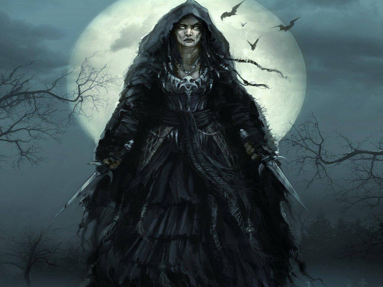 Dark Witch Wallpaper 1280x960 Dark Witch 1280x960