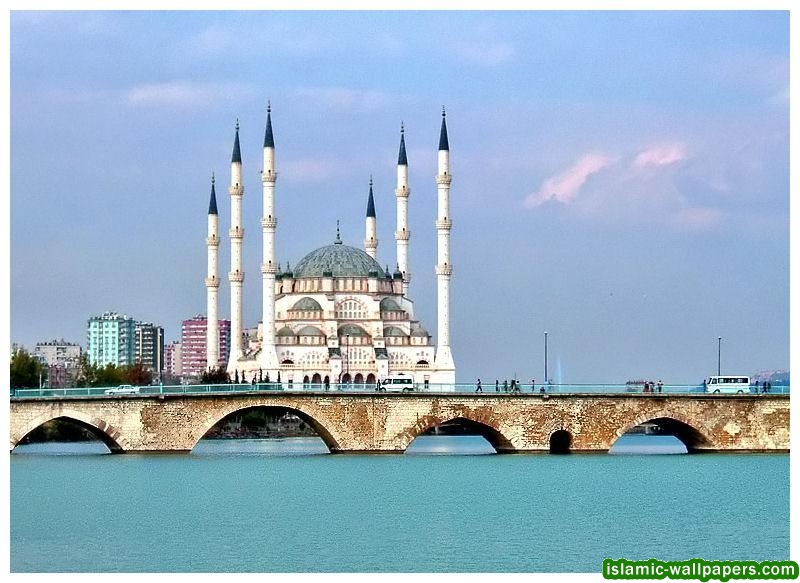 Blue Mosque Wallpaper Wallpapersafari