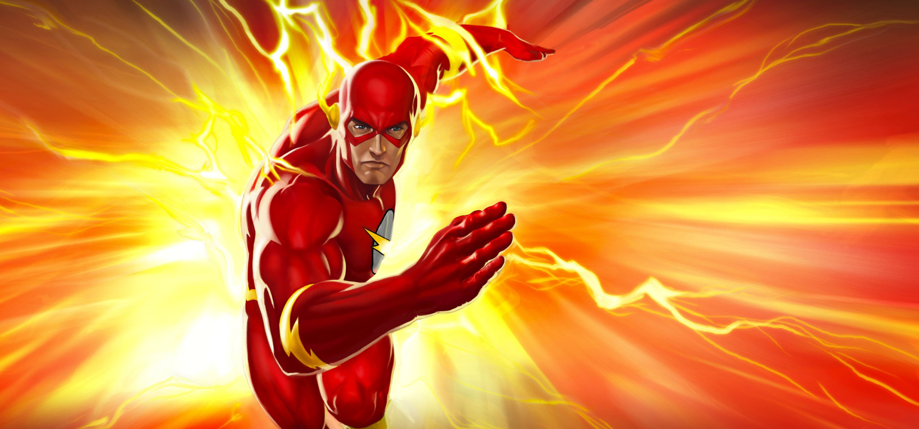 Images of Flash Superhero Wallpaper Word Art - #SC