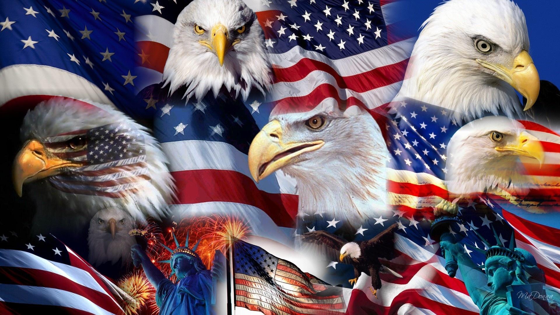 Free patriotic wallpapers for desktop wallpapersafari voltagebd Choice Image