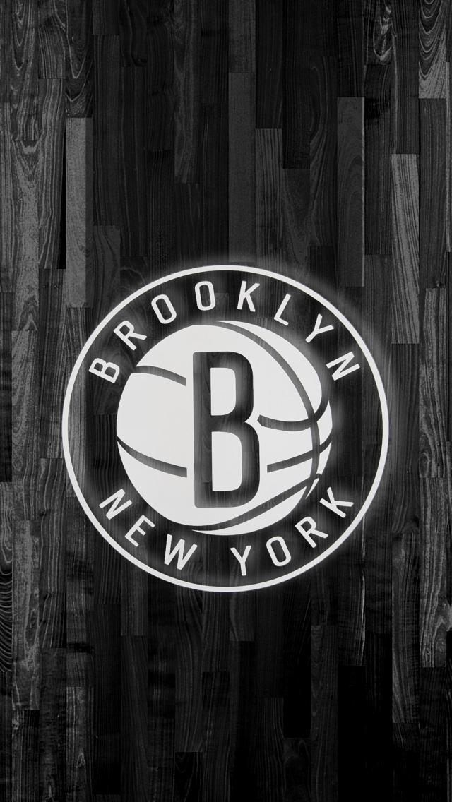 Brooklyn Nets iPhone 55s5c wallpaper by mfxfm 640x1136