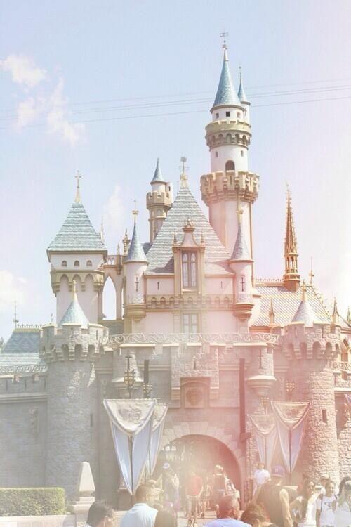Disneyland Iphone Wallpaper Disney Castle Iphone Wallpaper 500x750