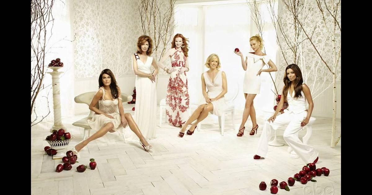 Desperate Housewives Dexter Gossip Girl ces sries qui ont 1200x630
