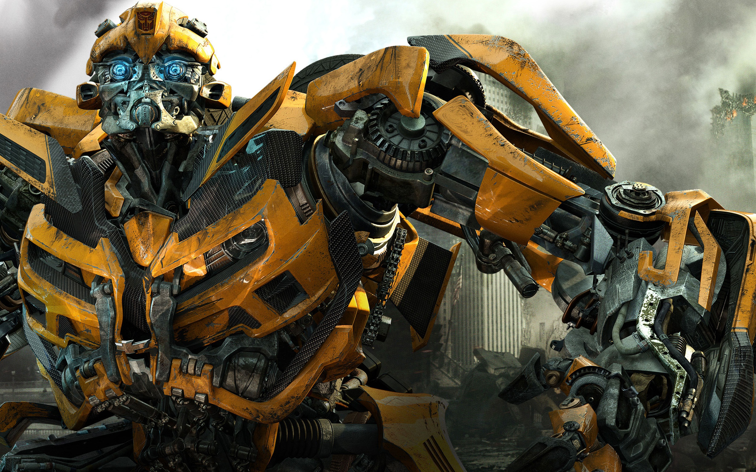 Transformers 3 Bumblebee Wallpapers HD Wallpapers 2560x1600