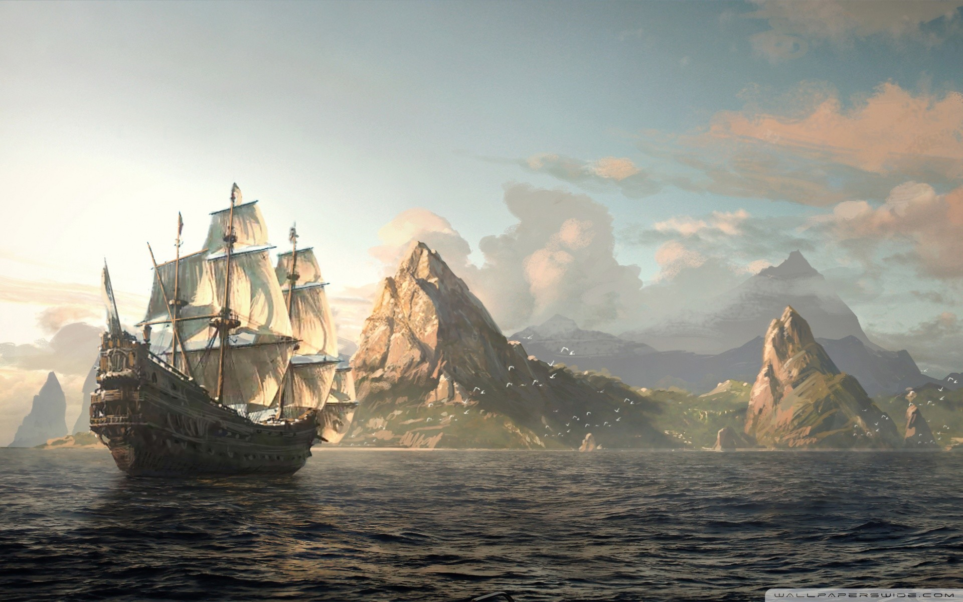 77 Black Flag Wallpapers on WallpaperPlay 1920x1200