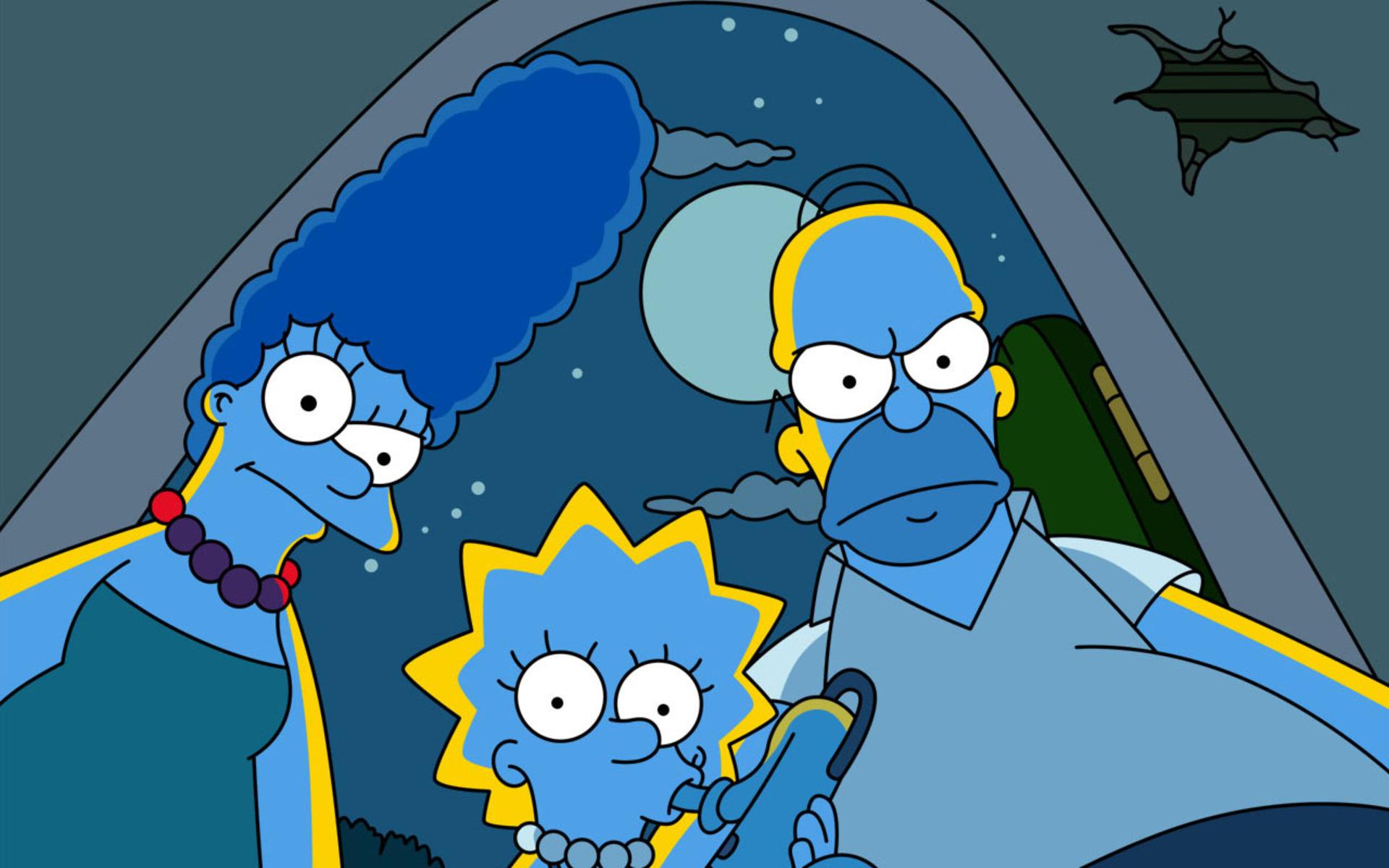 64+ Simpsons Mac Wallpaper on WallpaperSafari