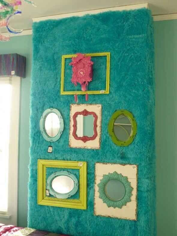 Fur wallpaper Say whatttttt New Bedroom ideas Pinterest 590x786