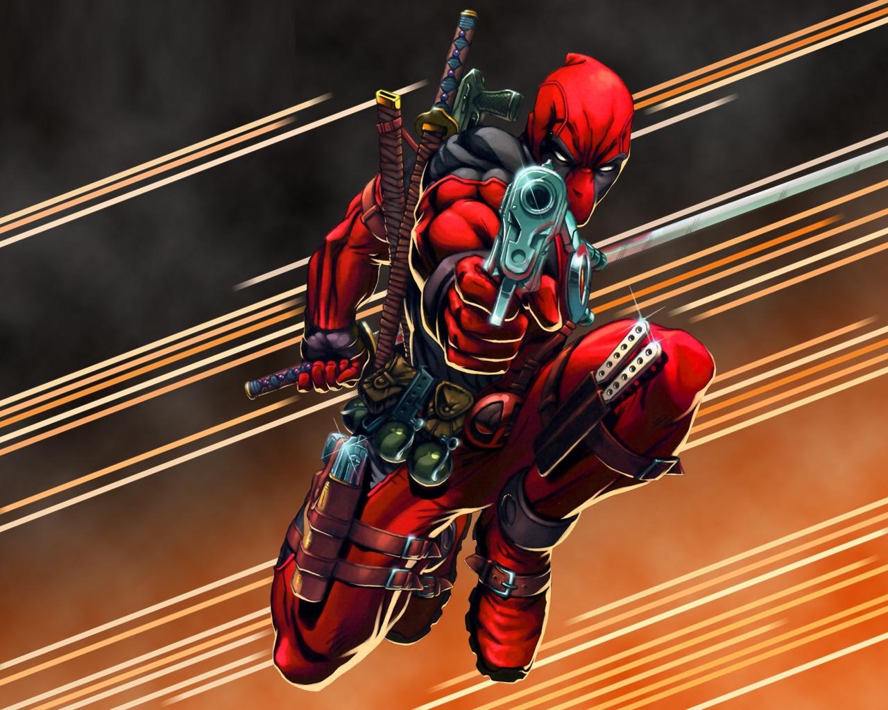 Deadpool Wallpaper Hd 1280x1024 pixel Popular HD Wallpaper 43809 1280x1024