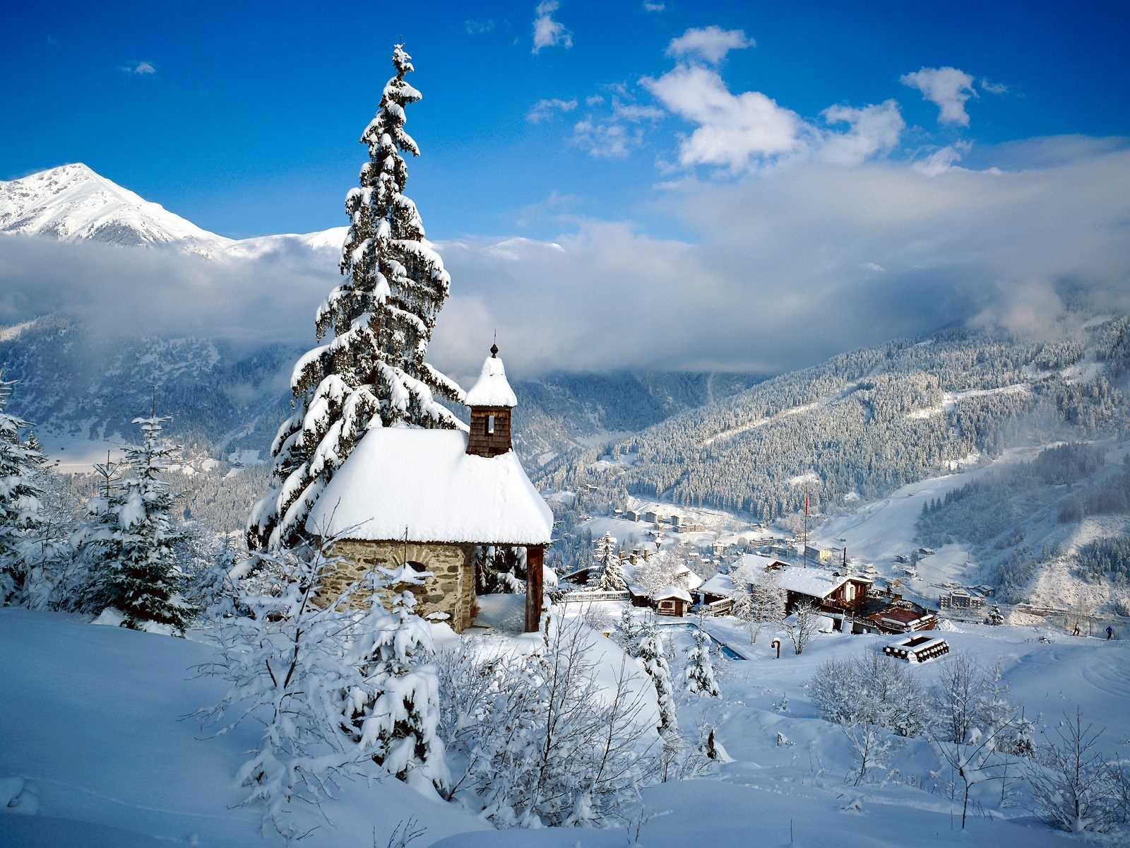 Winter Scene Poster Wallpaper Art Zeromin0 1600x1200