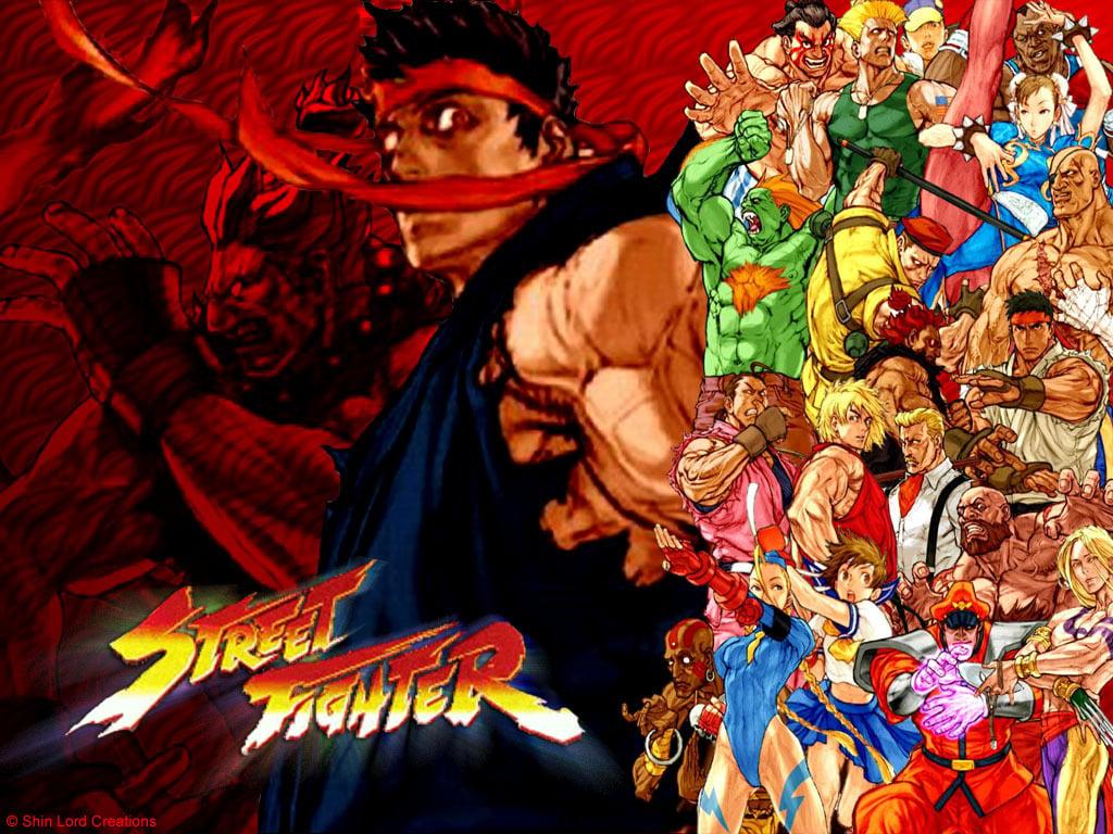 Free Download Street Fighter Wallpaper Street Fighter Wallpaper