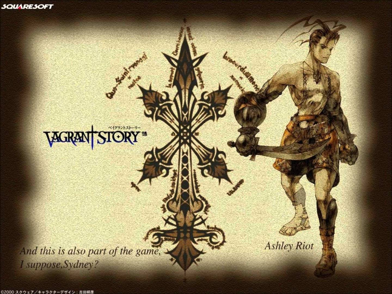 Vagrant Story Music   Wyvern Original Game Version 1440x1080