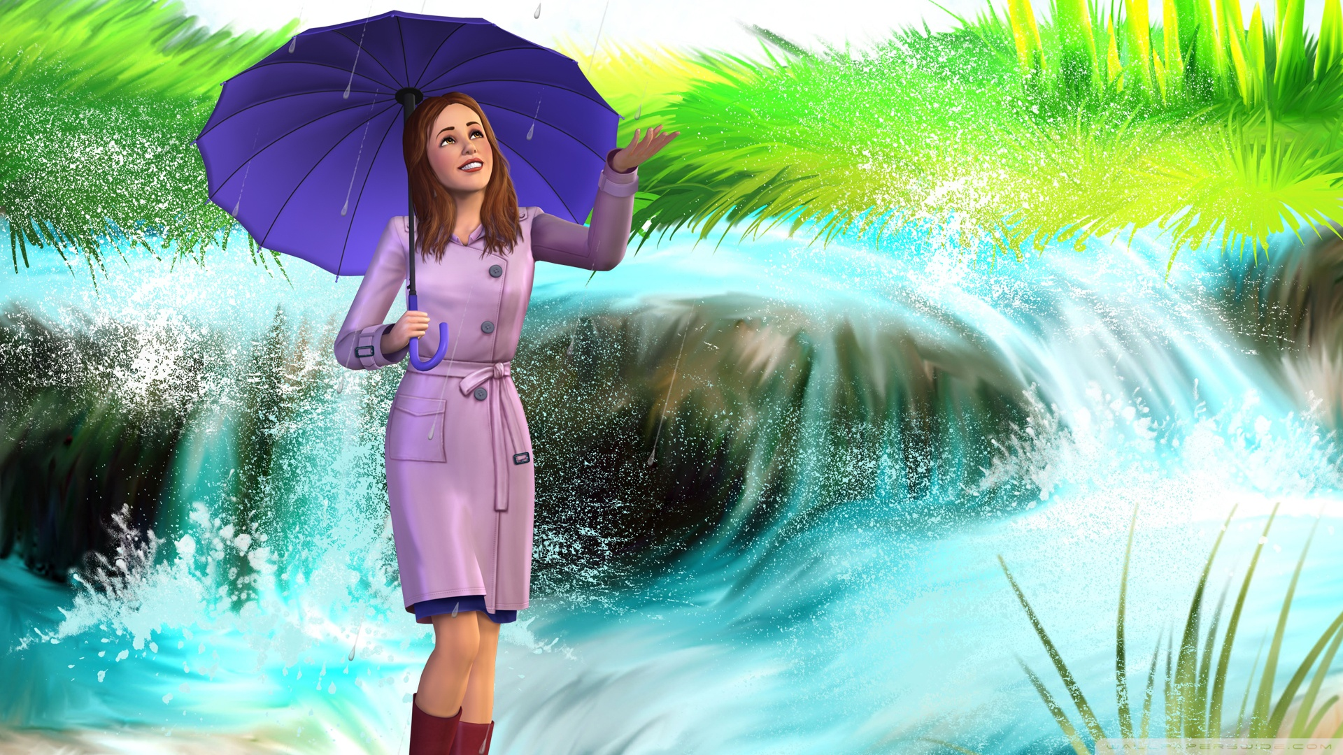 The Sims 3 Wallpaper 1920x1080 The Sims 3 1920x1080