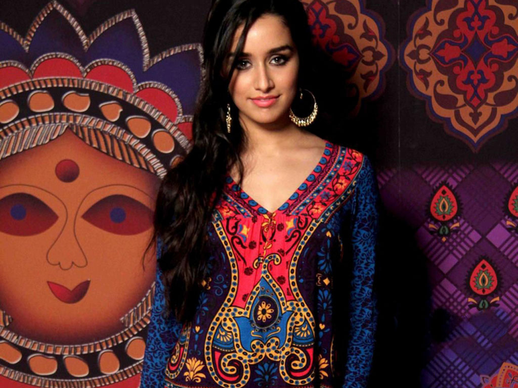 Shraddha Kapoor Wallpapers hd 1024x768
