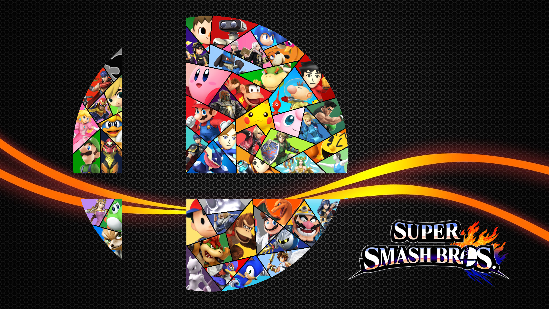 Free Download Super Smash Bros Hd Wallpapers And Background Images