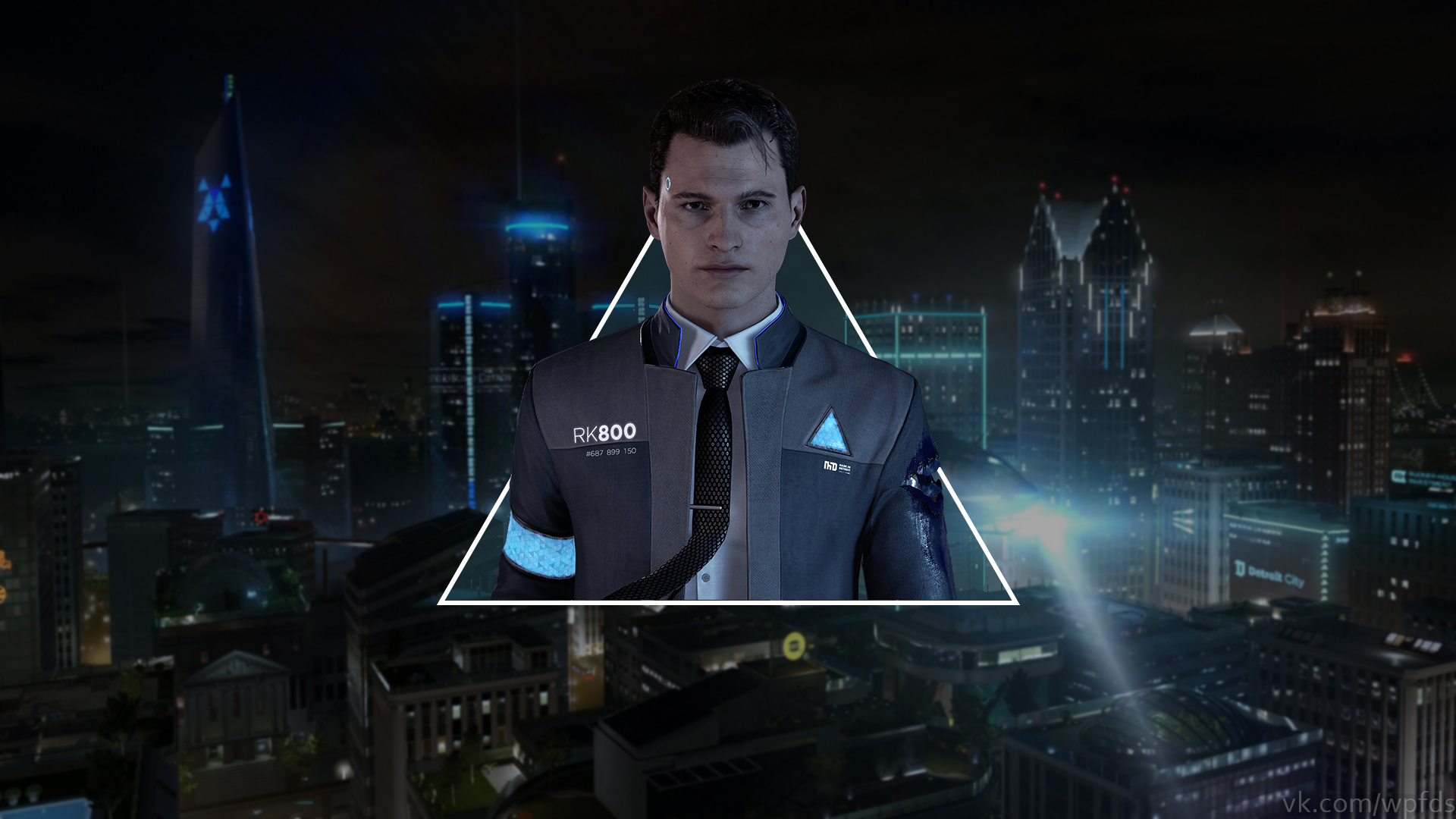 Free Download Detroit Become Human Hd Wallpaper Background Image