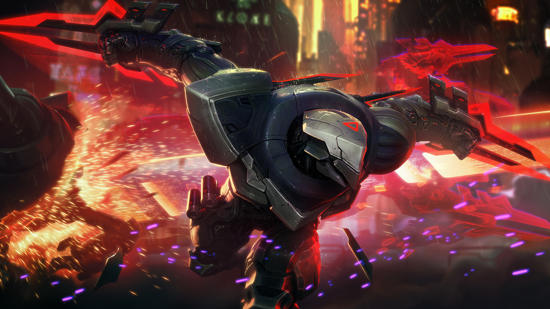 PROJECT Zed League Of Legends Wallpapers HD 1920x1080 1920x1080