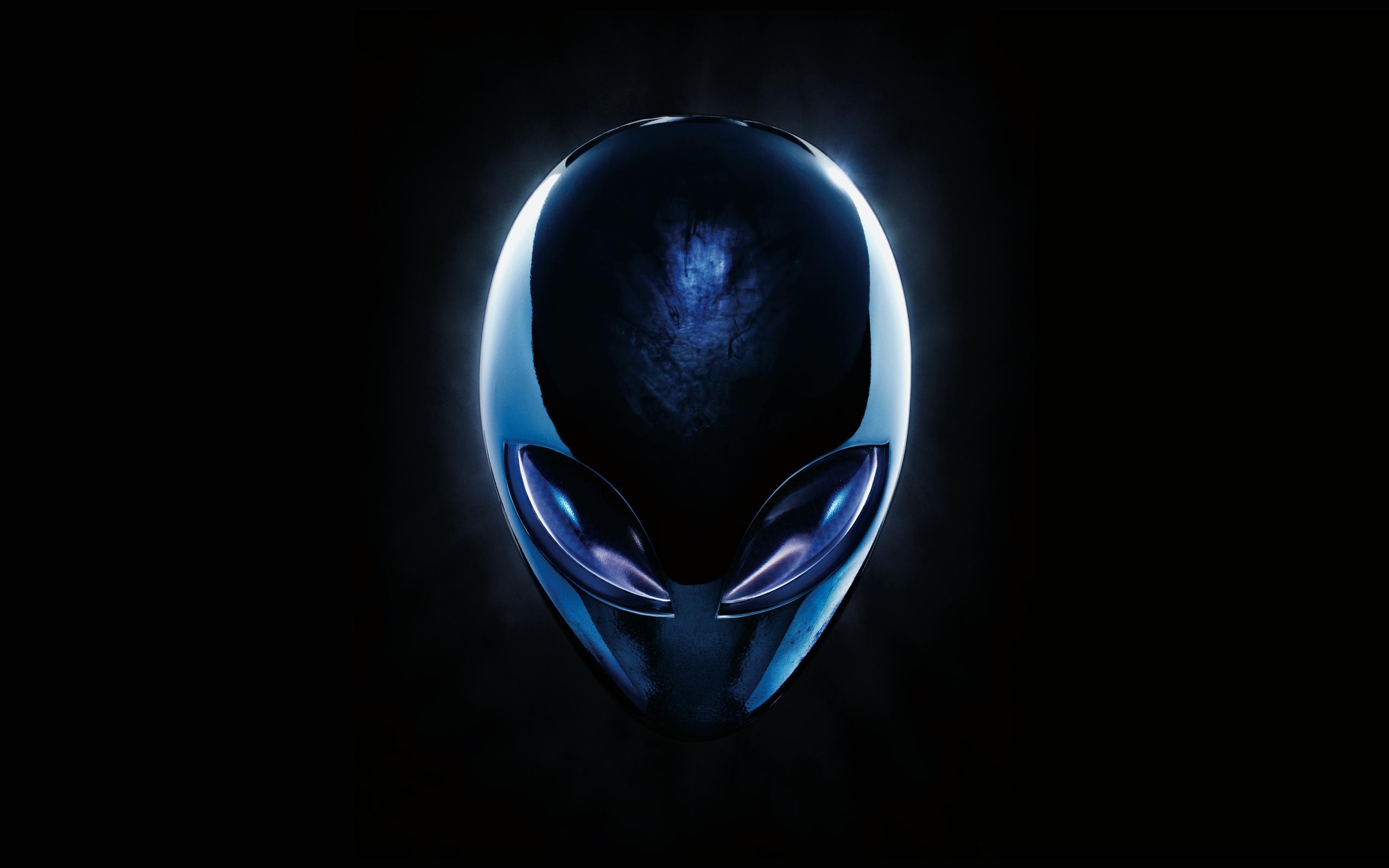 Ufo Alien Alienware wallpapers HD   449054 2560x1600