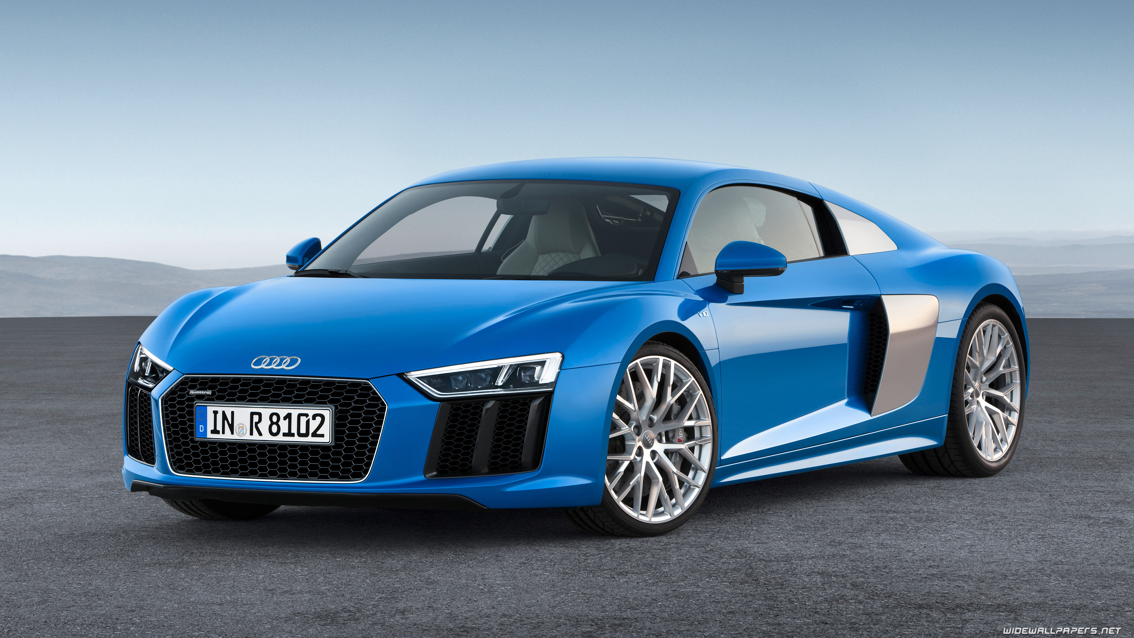 Audi R8 cars desktop wallpapers 4K Ultra HD 3840x2160