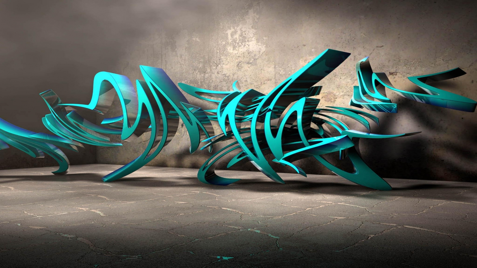 Free 3d Graffiti Wallpapers The Art Mad Wallpapers