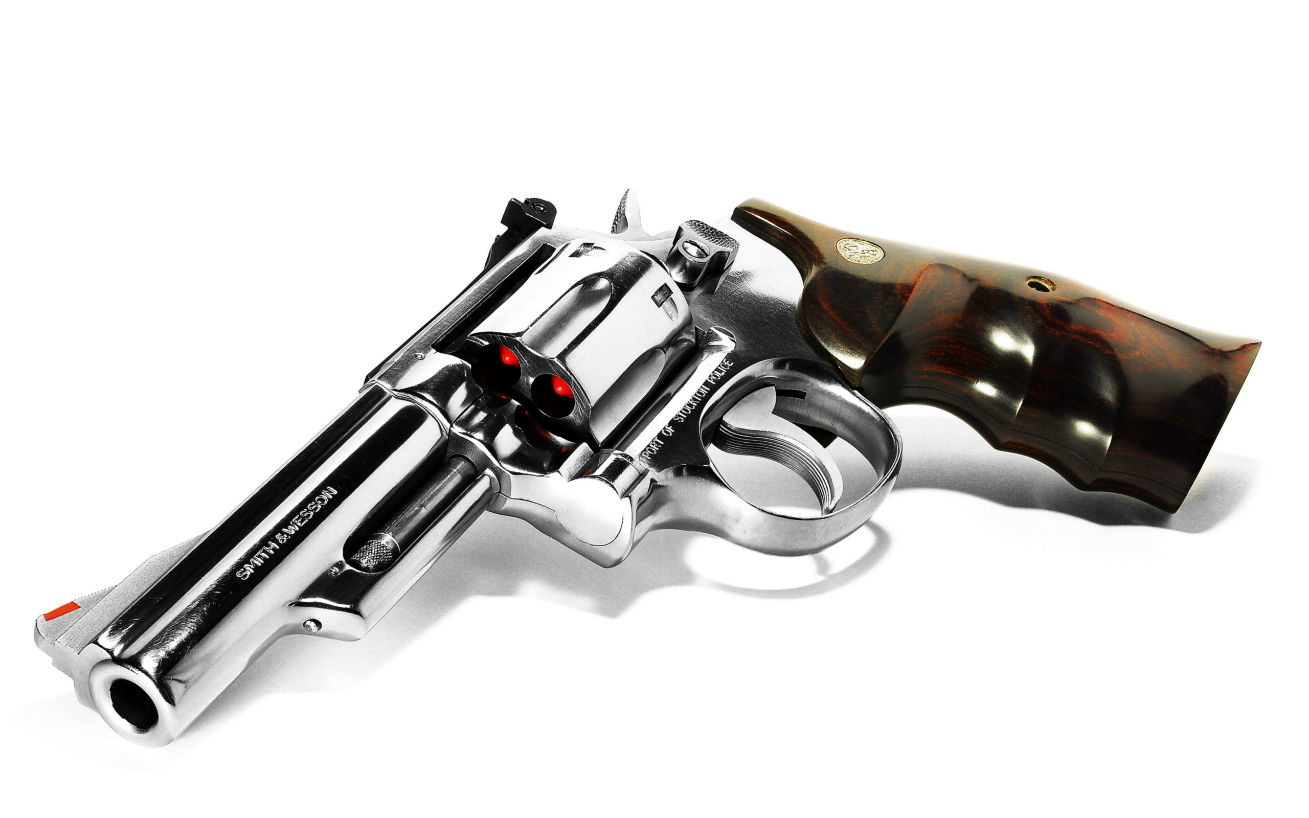 Smith and Wesson Model 66 Combat Magnum Computer Wallpapers Desktop 2560x1600