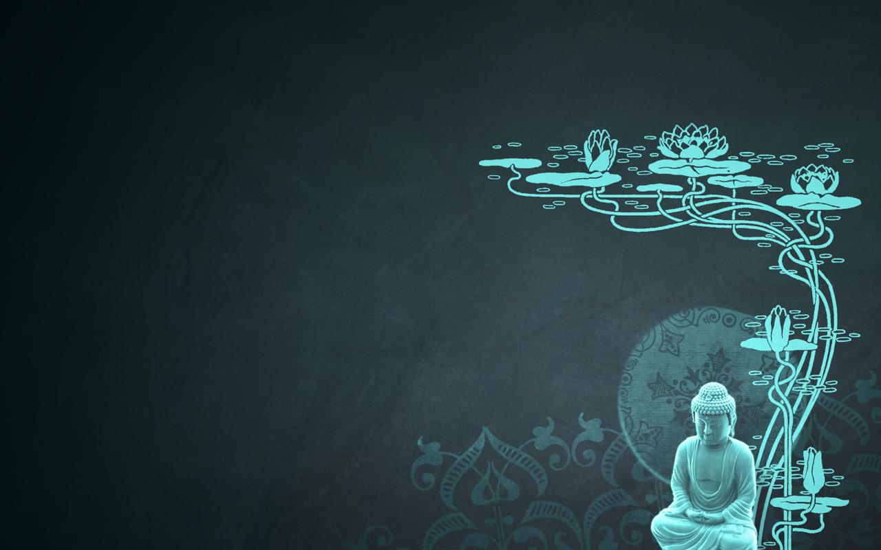 Buddha no sei mais como buscar alento me ajuda ou me d ao menos 1280x800