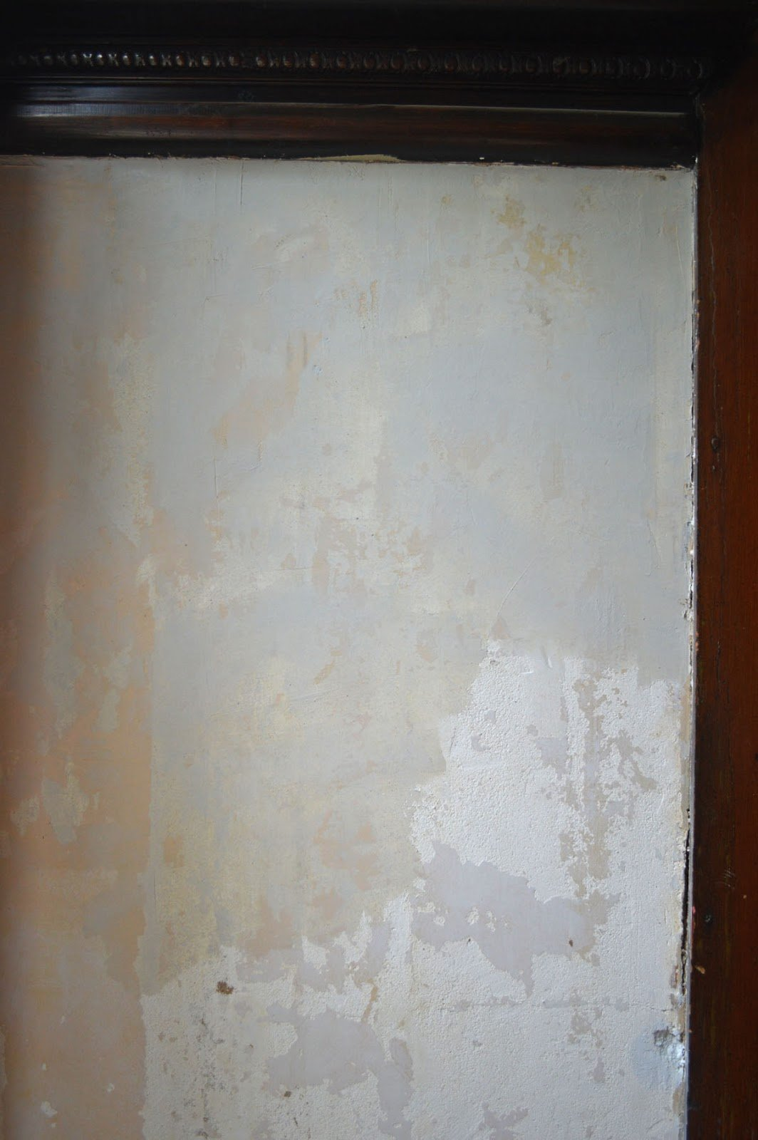 Plaster Walls Wallpaper Steamer Peeling Paint and Joint Compound 1064x1600