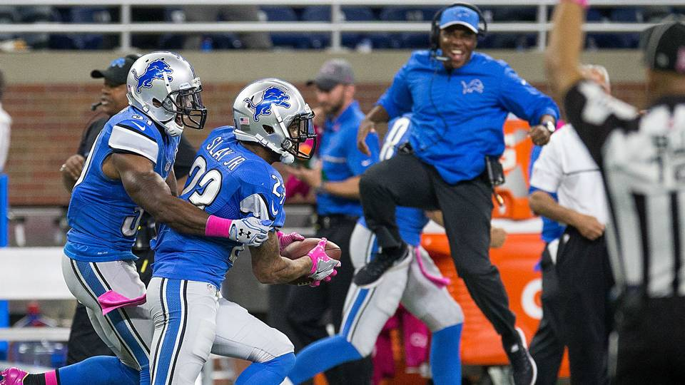 Darius Slay cant believe Carson Wentz even tried that pass NFL 960x540