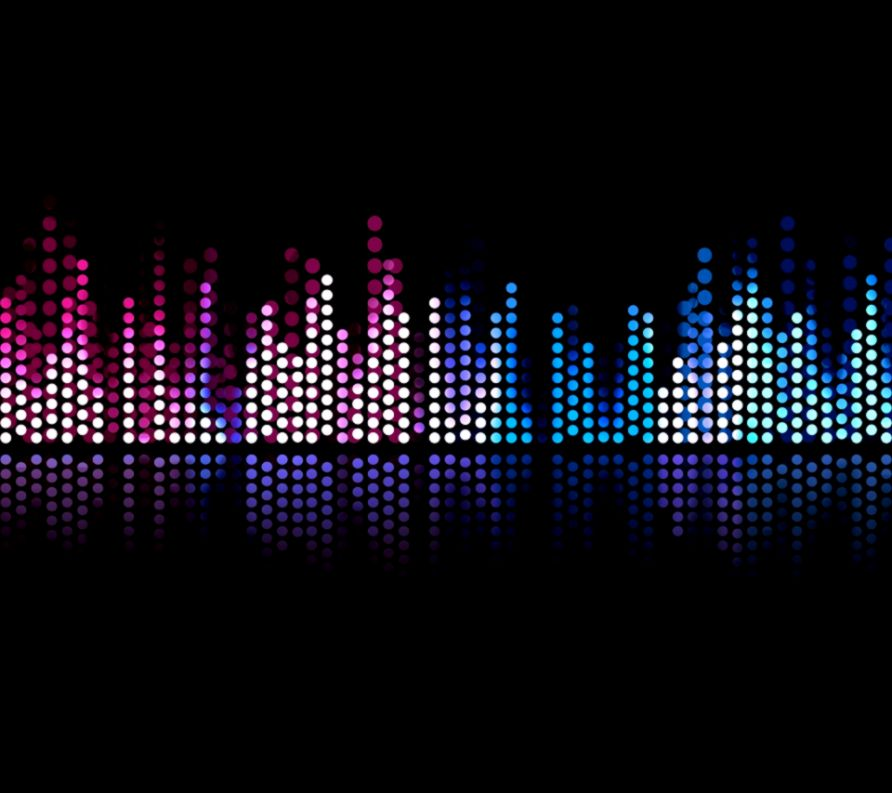 Free download music equalizer wallpaper [892x793] for your