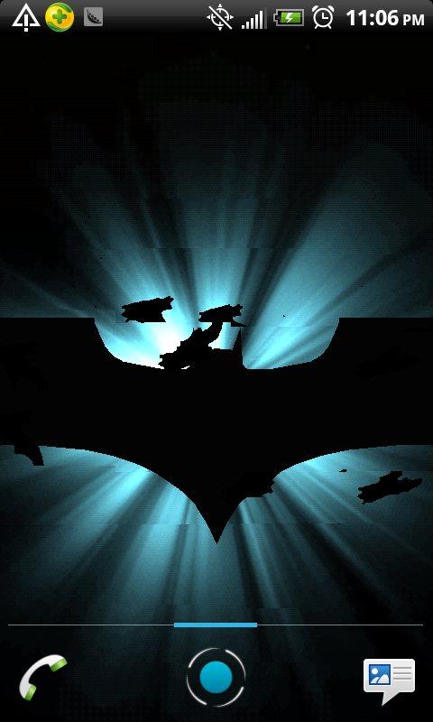 Batman Live Wallpaper android live wallpaper 480x800
