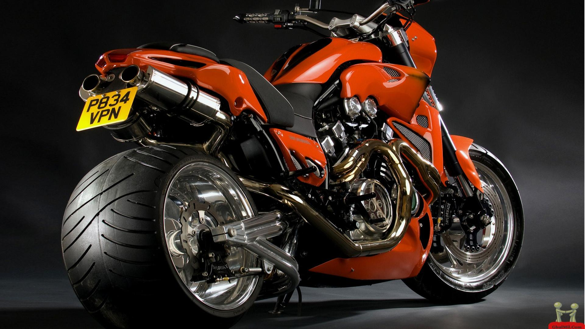 harley davidson motorcycles pc