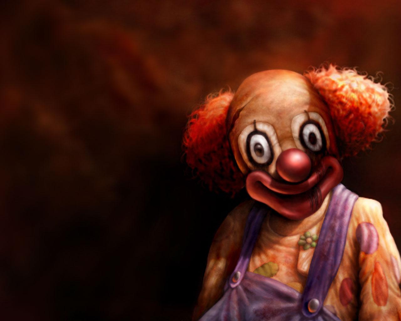 Crazy Clown Wallpaper - WallpaperSafari