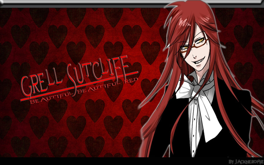 Grell Sutcliff Wallpaper 3 by Jack566 900x563