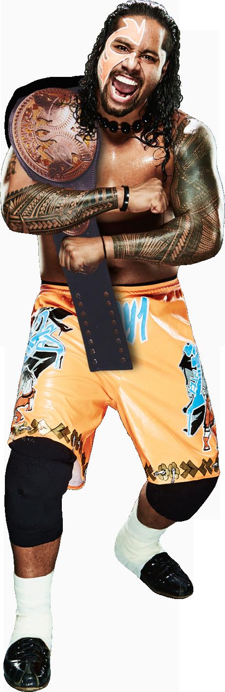 Jimmy Uso Tag Team Champion by Emmanuel26 462x1422