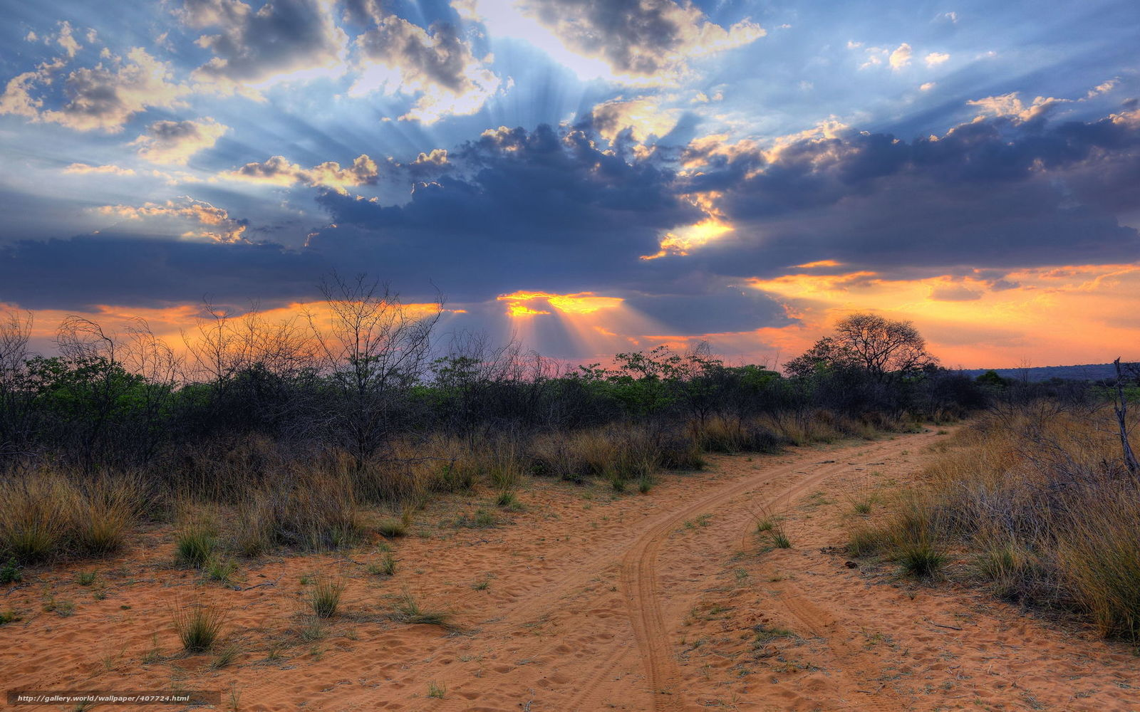 Download wallpaper Africa South Africa Namibia landscape 1600x1000