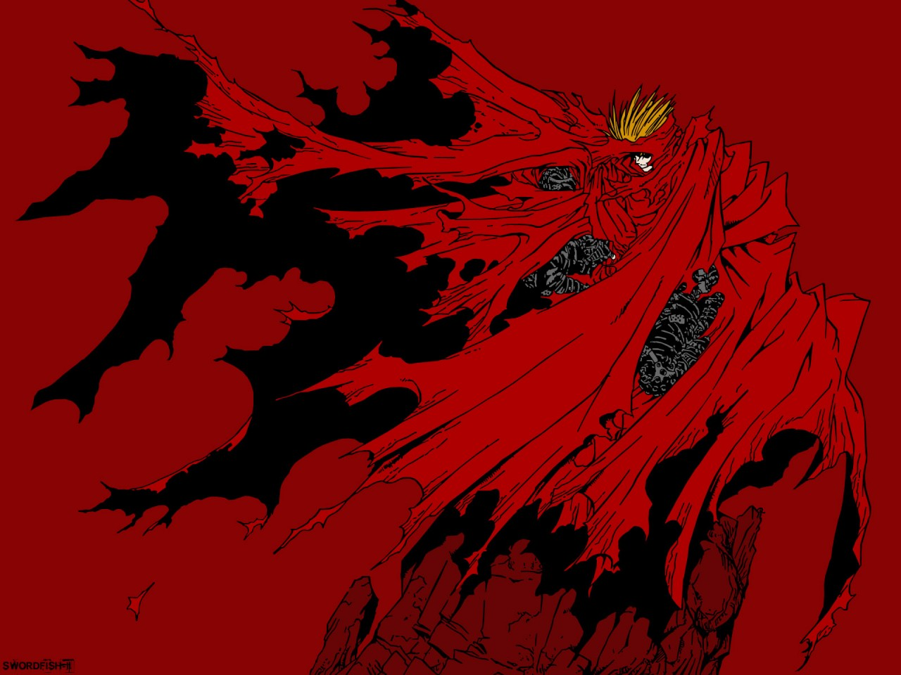 trigun overlord vash HD Wallpaper   Anime Manga 424791 1280x960