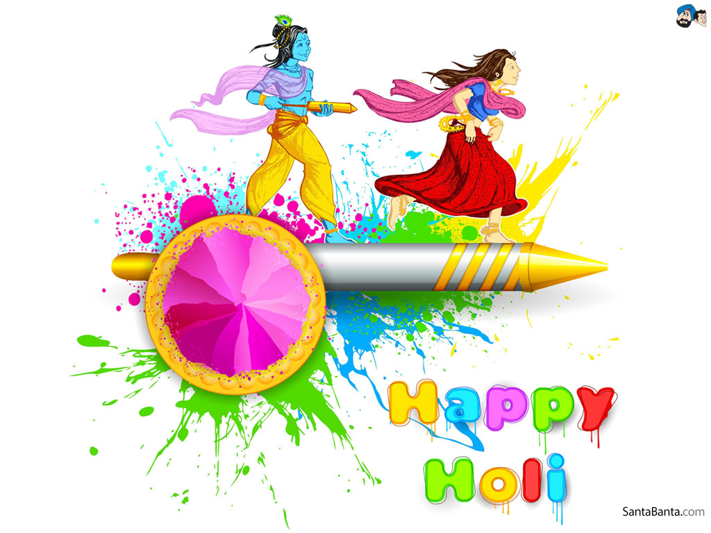 Holi Wallpaper 80 1024x768