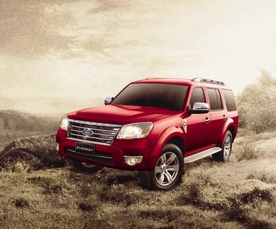 Top 101 Reviews New Ford Endeavour Latest Wallpapers New 400x332