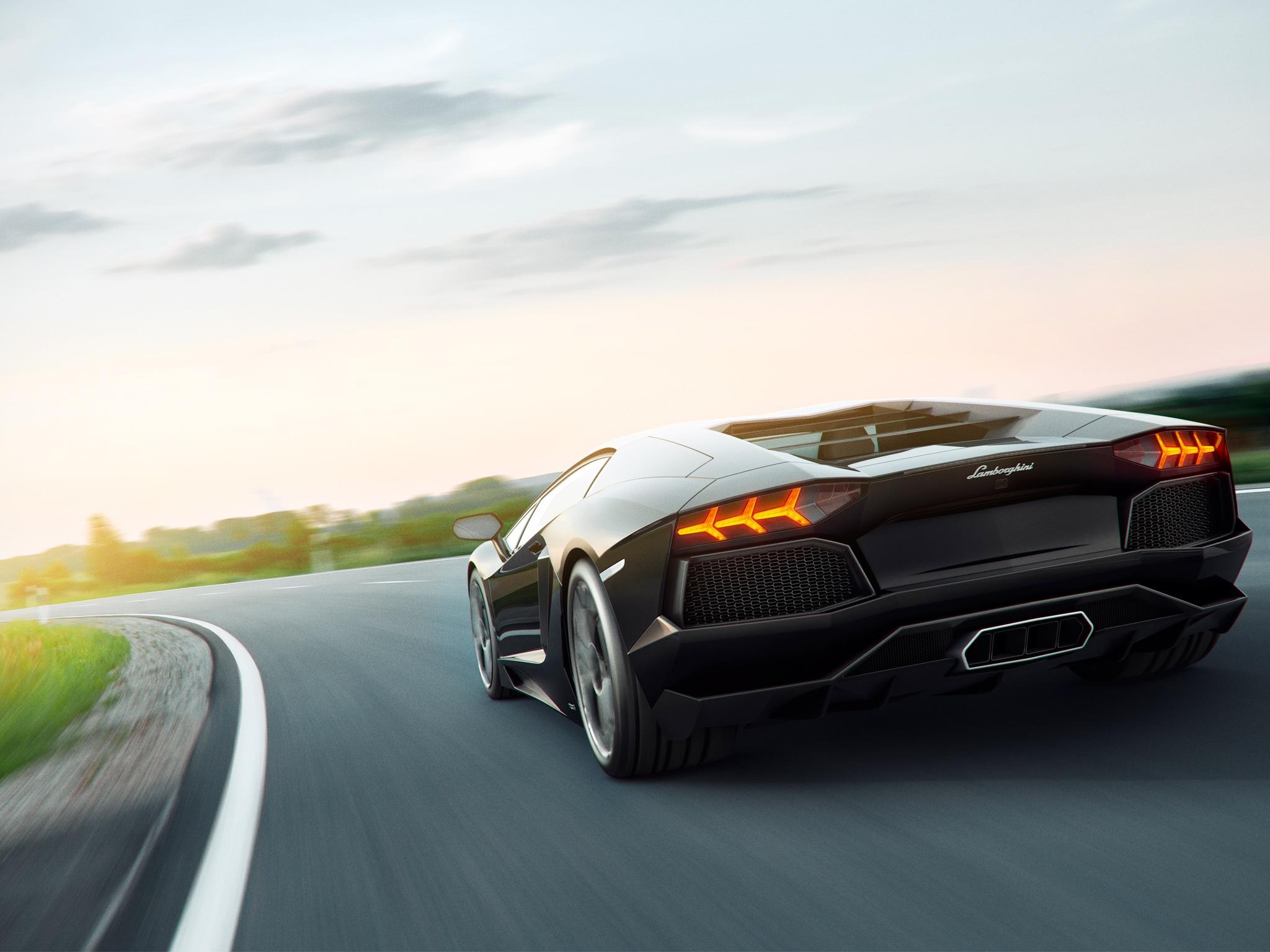 Fondos de pantalla Lamborghini Aventador art HD 525 2048x1536