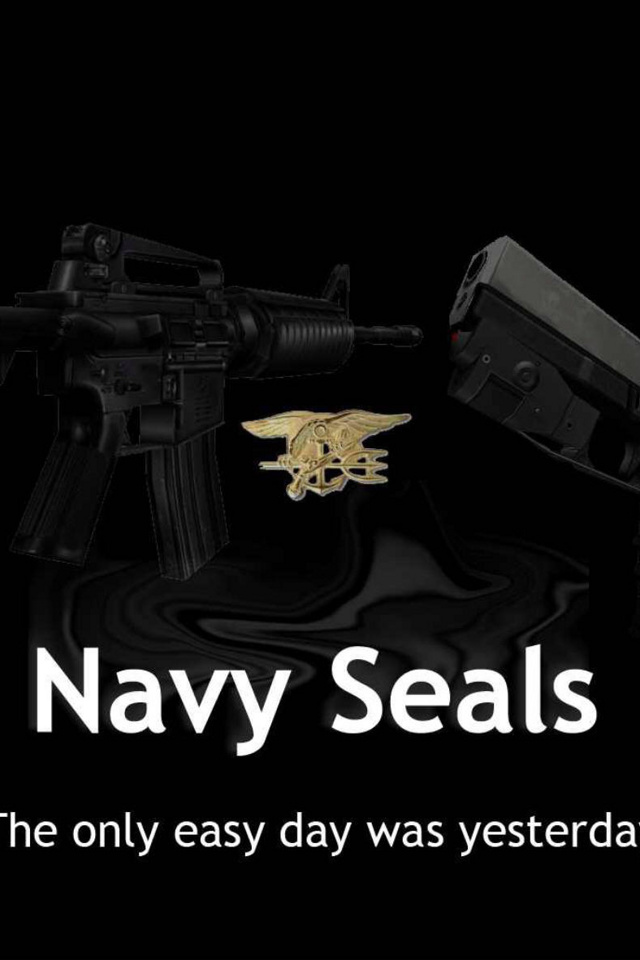 Navy Seal Logo Wallpaper Iphone For Wallpapers 640x960