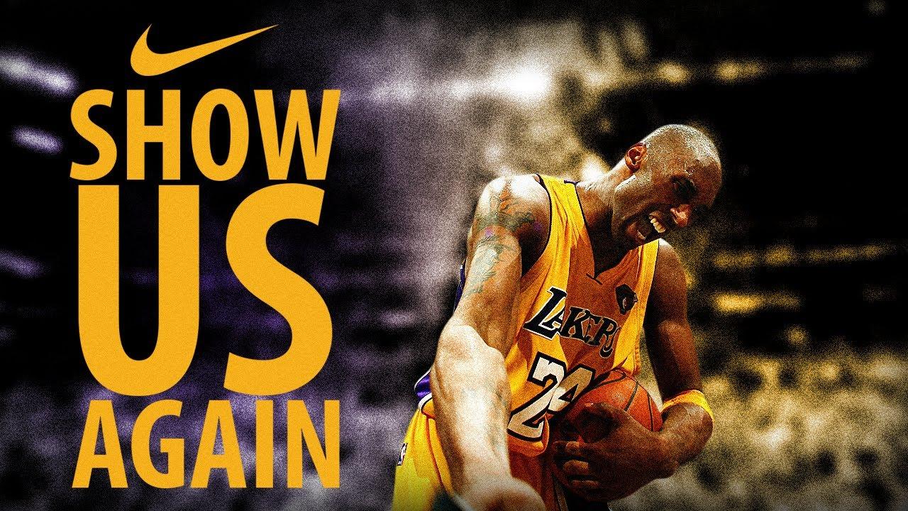 Kobe Bryant You Showed Us NIKE Ad New 2013 1280x720