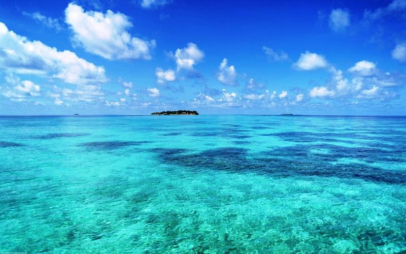 Carcabincomcaribbean Seascape X Download Desktop Wallpapers 800x500