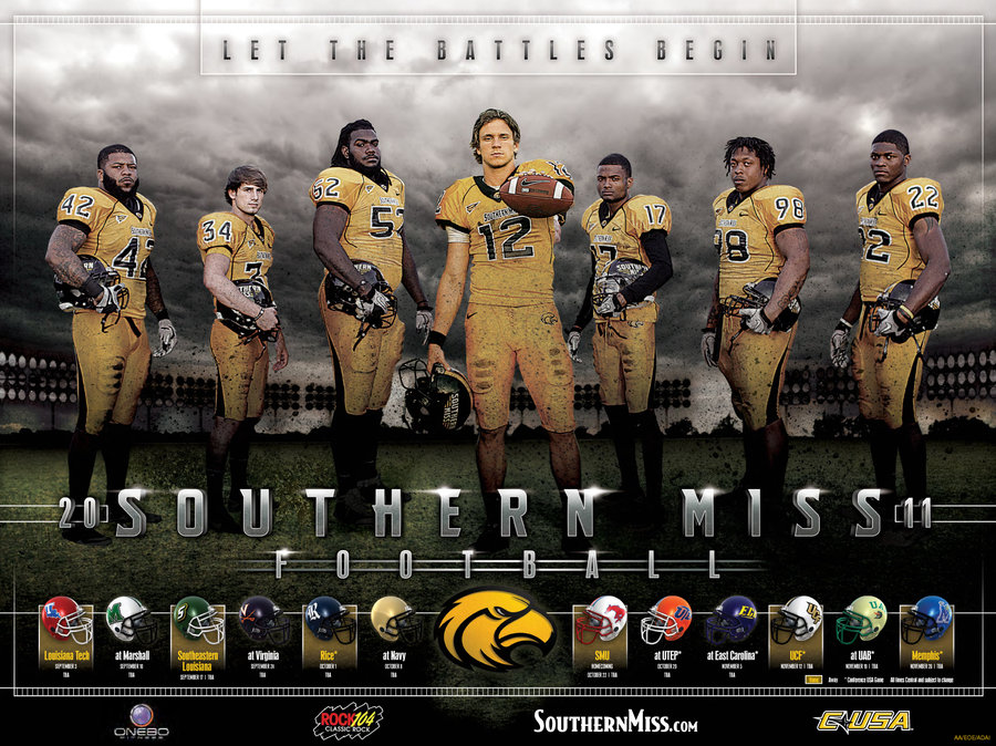 Southern Miss Football Wallpaper   Snap Wallpapers 900x674