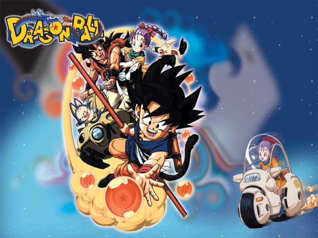 Dragon Ball 1024x768