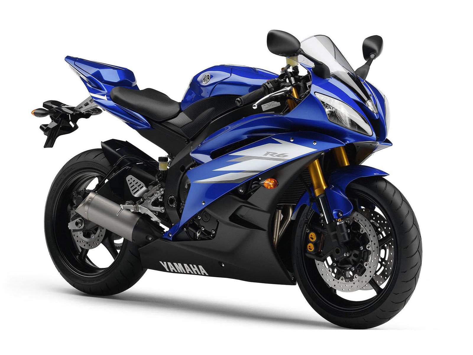 wallpapers Yamaha R6 Bike Wallpapers 1600x1200
