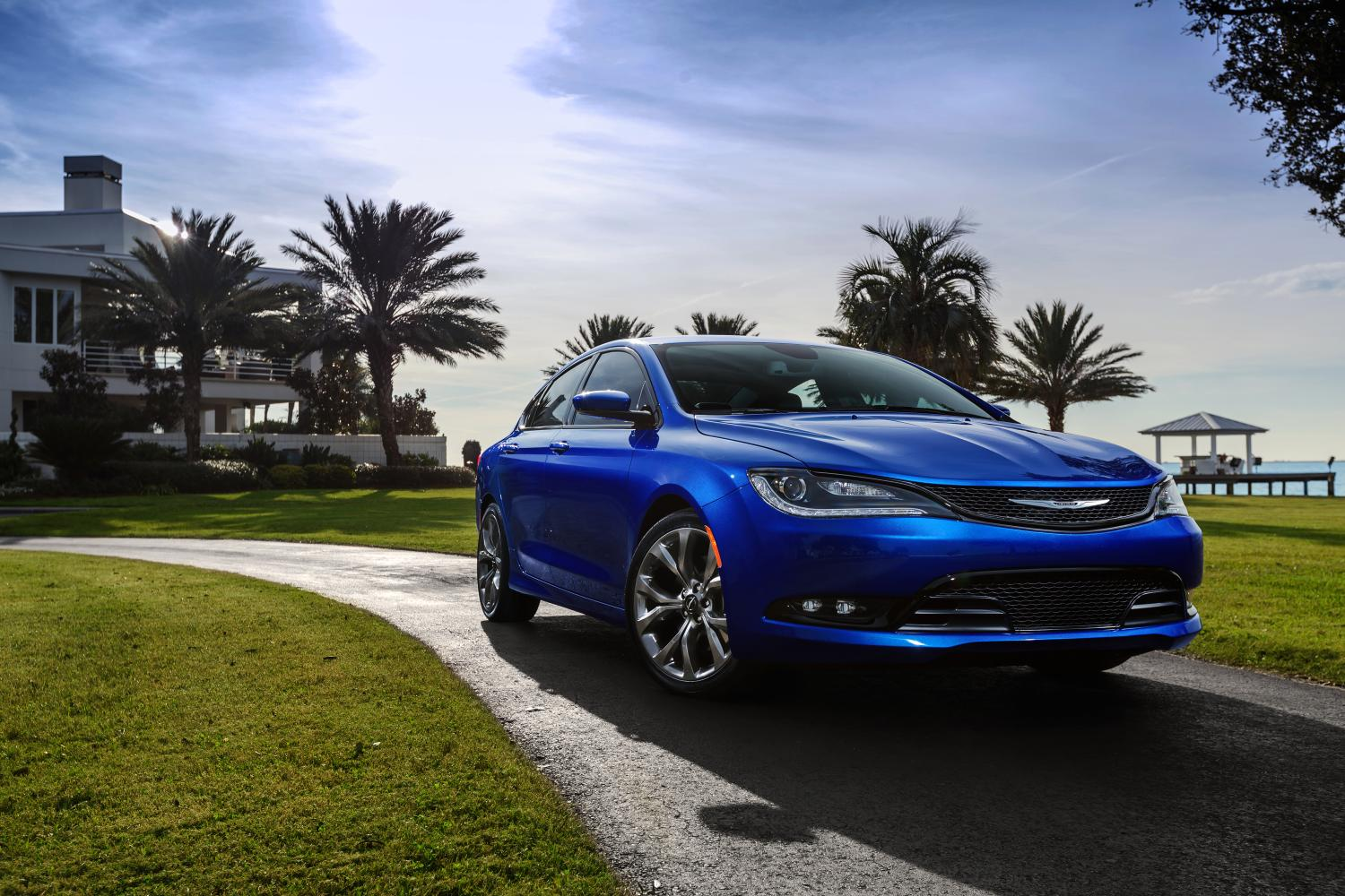 New Chrysler 200 Wallpaper 1500x1000