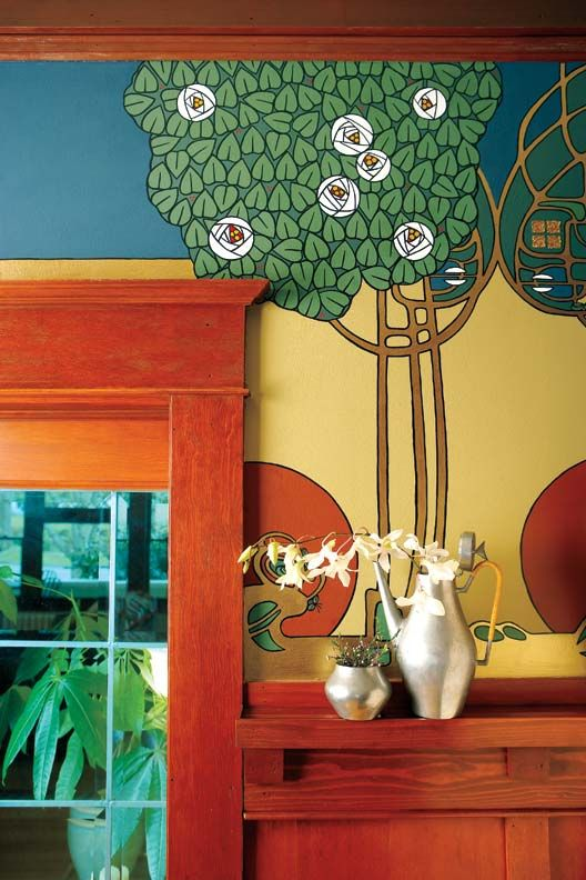 [49+] Arts and Crafts Frieze Wallpaper on WallpaperSafari