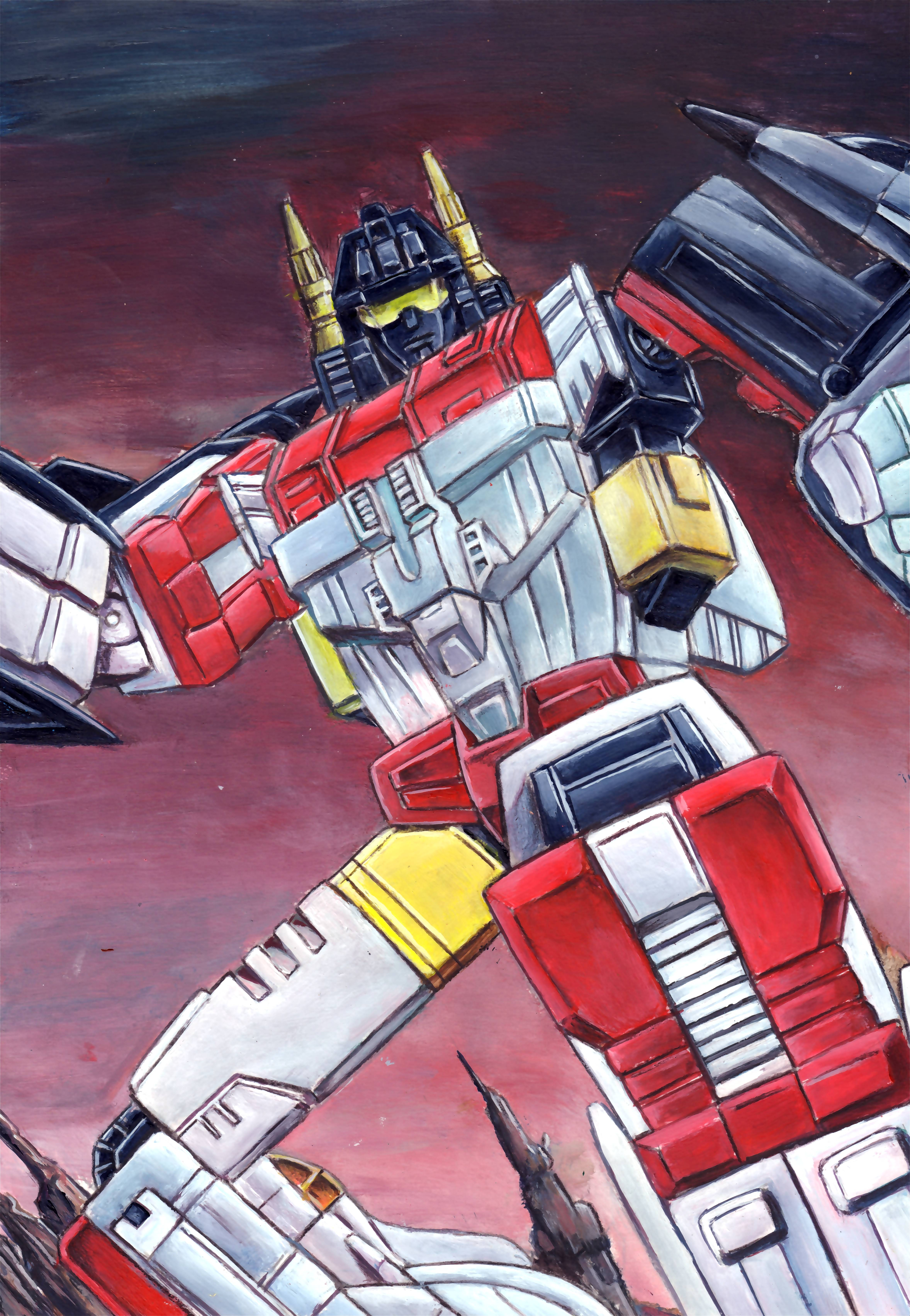 Superion Transformers Image 2310373   Zerochan Anime Image Board 4712x6816