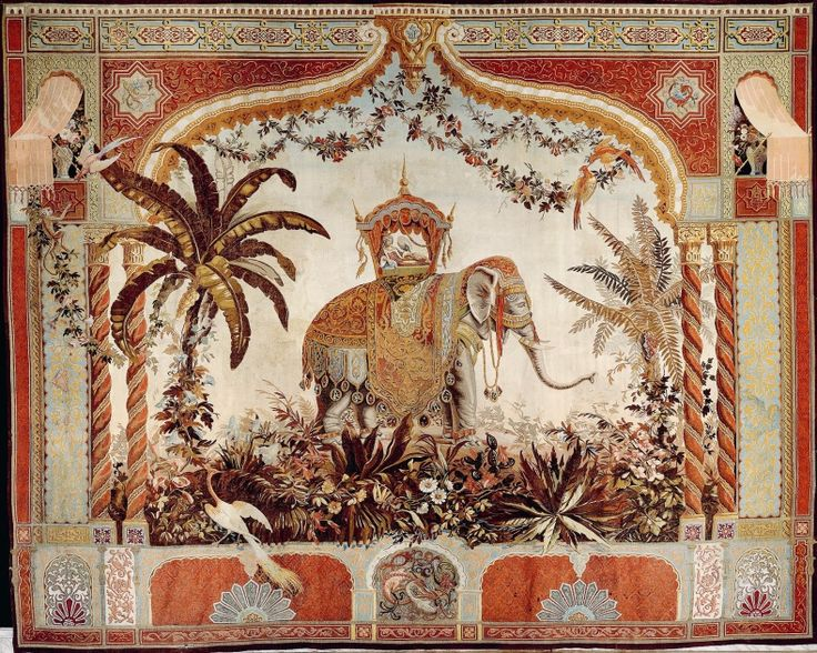 Indian Inspired Wallpaper
